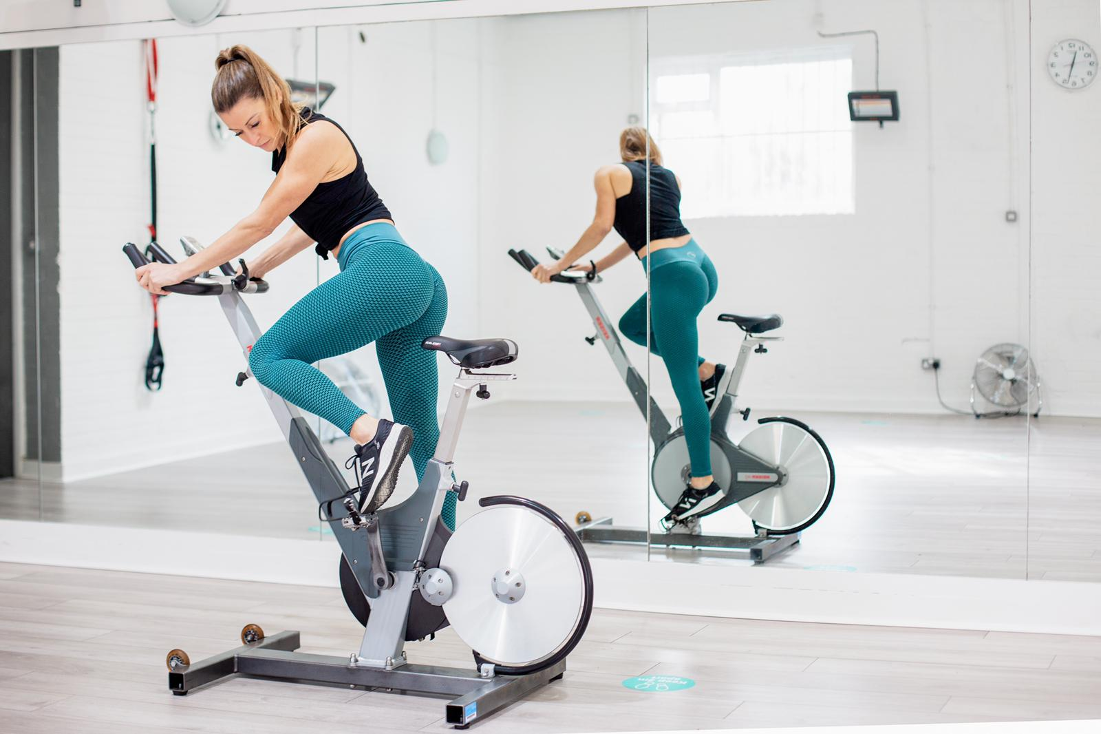 Spin Class Olney Fitness Hub
